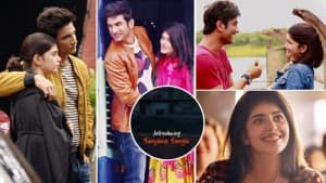 Sushant Singh's Dil Bechara Turns One, Sanjana Sanghi Pens Emotional Note With BTS Pictures