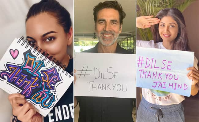 Dil se Thank You  Campaign