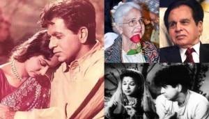Legendary Actor Dilip Kumar's Love Life Apart From Saira Banu: His Affairs And Girlfriends