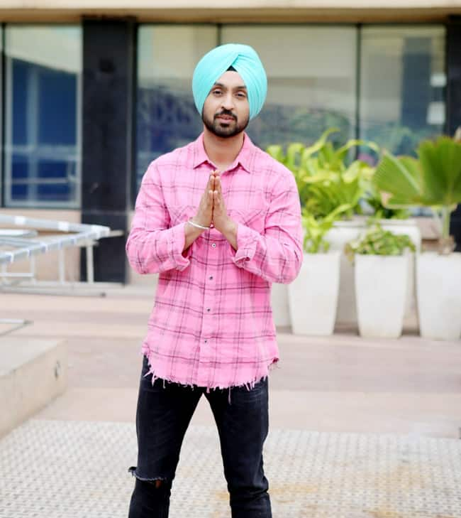 Diljit on maintaining a discipline