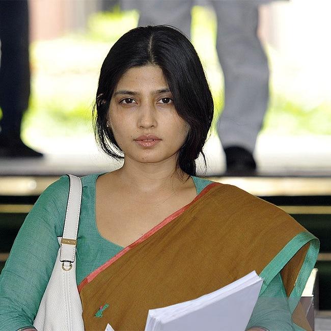 Dimple Yadav  the daughter in law of Mulayam Singh Yadav