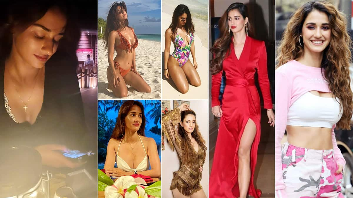 Disha Patani is the hottest of all   here s proof