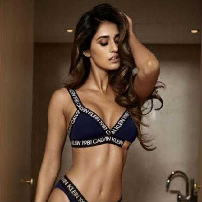 Disha Patani Looks Hot And Sexy