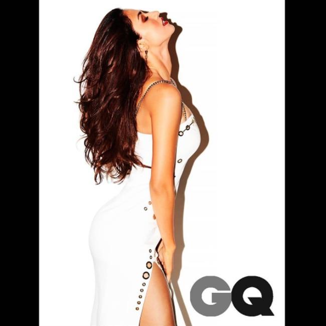 Disha Patani poises seductively for GQ magazine shoot