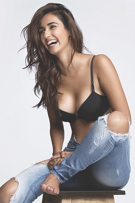 Disha Patani poses for a sexy picture