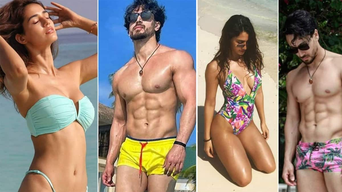 Disha Patani Tiger Shroff Are The Hottest Couple of B Town And Here   s The Proof