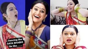 Meet Duplicate of Disha Vakani Aka Dayaben From Taarak Mehta Ka Ooltah Chashmah –See Pics