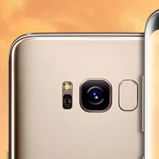 Display and look of new Samsung Galaxy S8