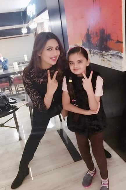 Divyanka Tripathi and Ruhanika Dhawan in Australia