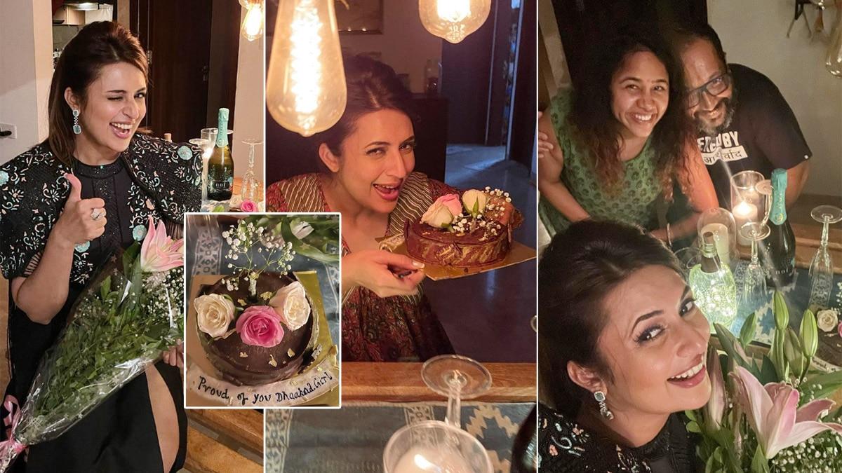 Divyanka Tripathi celebrates her journey on Khatron Ke Khiladi 11