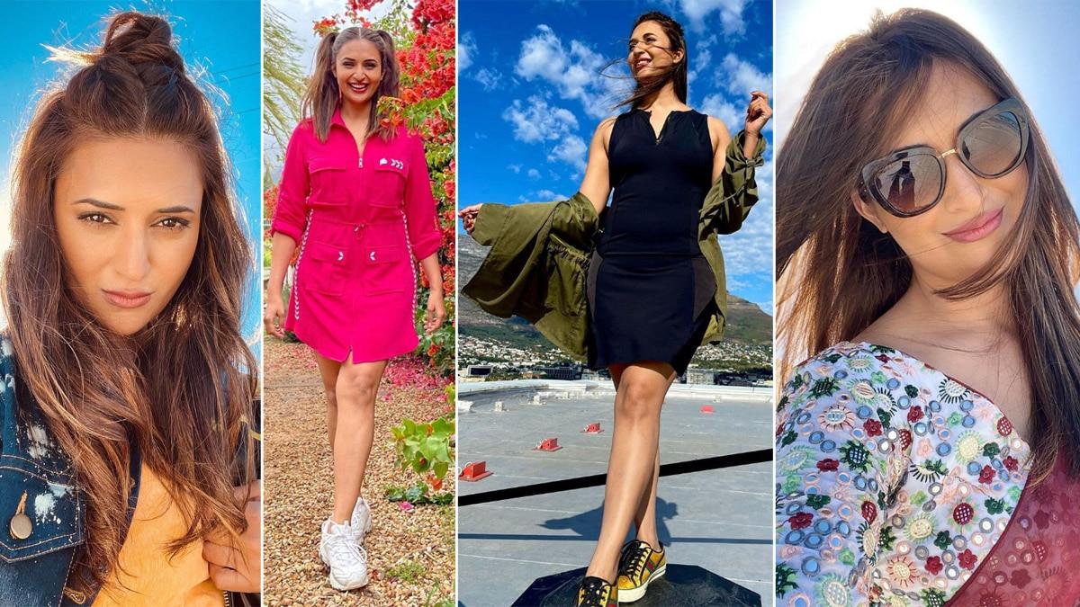 Divyanka Tripathi is Raising Tha Glamour Quotient on Khatron Ke Khiladi 11