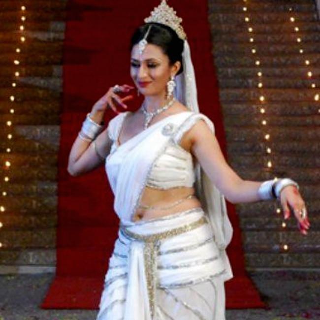Divyanka Tripathi participated and won the reality show    Zee Cine Star Ki Khoj    in 2005