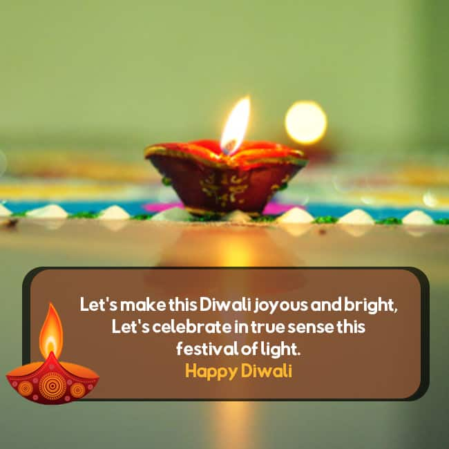 Diwali messages for family and friends