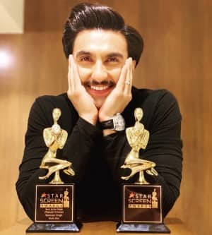 In Pictures: 5 Times Ranveer Singh Proved he Truly is 'Entertainer of The Year' at Star Screen Awards 2019