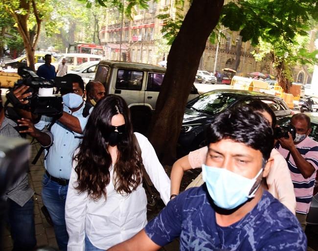 Drugs Scandal  Gabriella Demetriades appears before the NCB on Wednesday