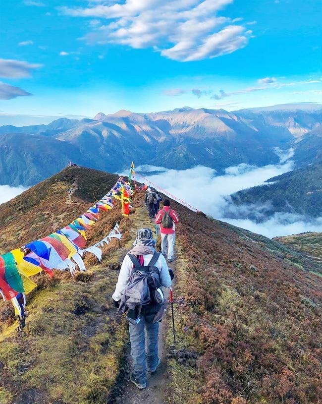 Dzongri Trek in Sikkim