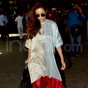 Malaika Arora Gives You The Best Ethnic Look of The Day