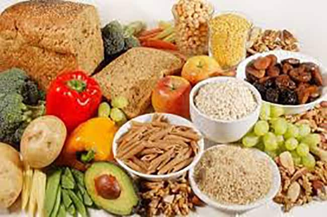 Eat High Fiber Foods
