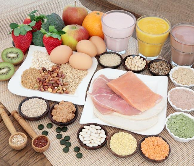 Eat Protin Rich Foods
