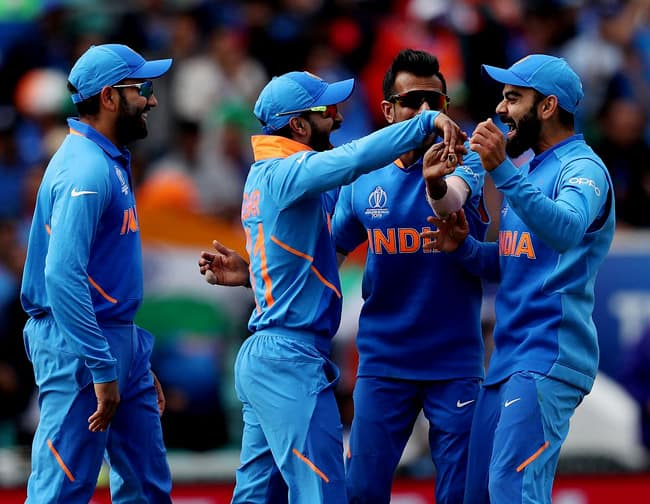 India's triumph Over Autralia