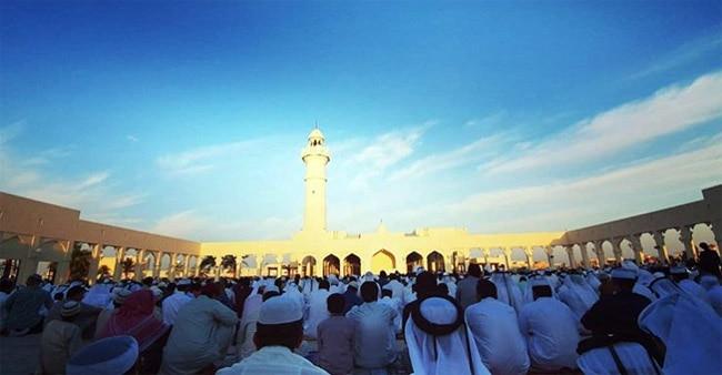 Eid Ul Fitr in Qatar