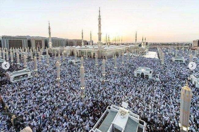 Eid Ul Fitr in Saudi Arabia