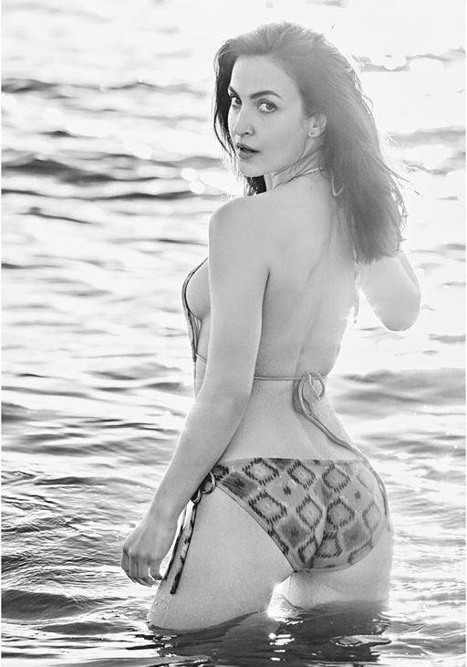 Elli Avaram bikini and swimwear pictures