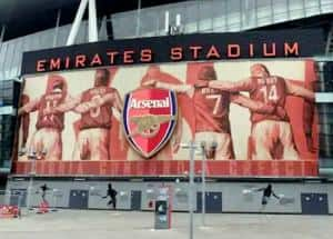 In Pics: Seven hours, seven stadiums in London - the football capital of the world