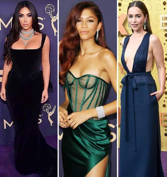 Emmy Awards 2019 Purple Carpet