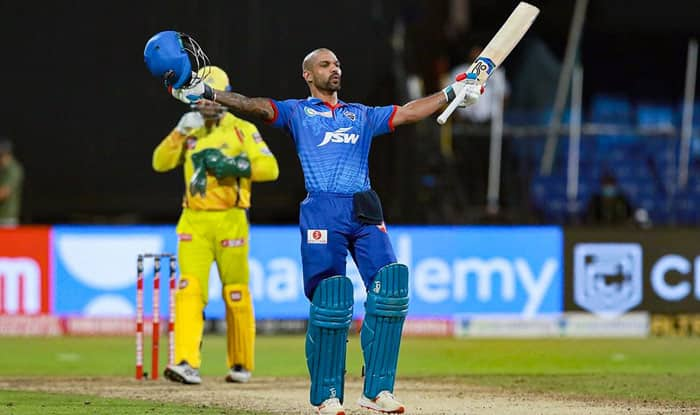 In Pics: Shikhar Dhawan Ends 13-year Wait to Record Maiden Century