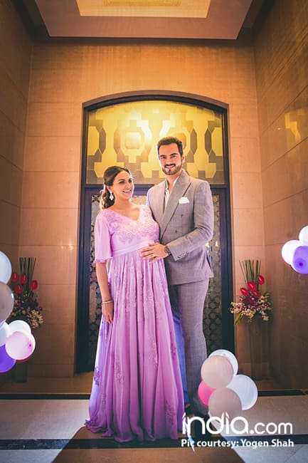 Inside Pictures Of Esha Deol S Surprise Baby Shower By Sister Ahana Deol