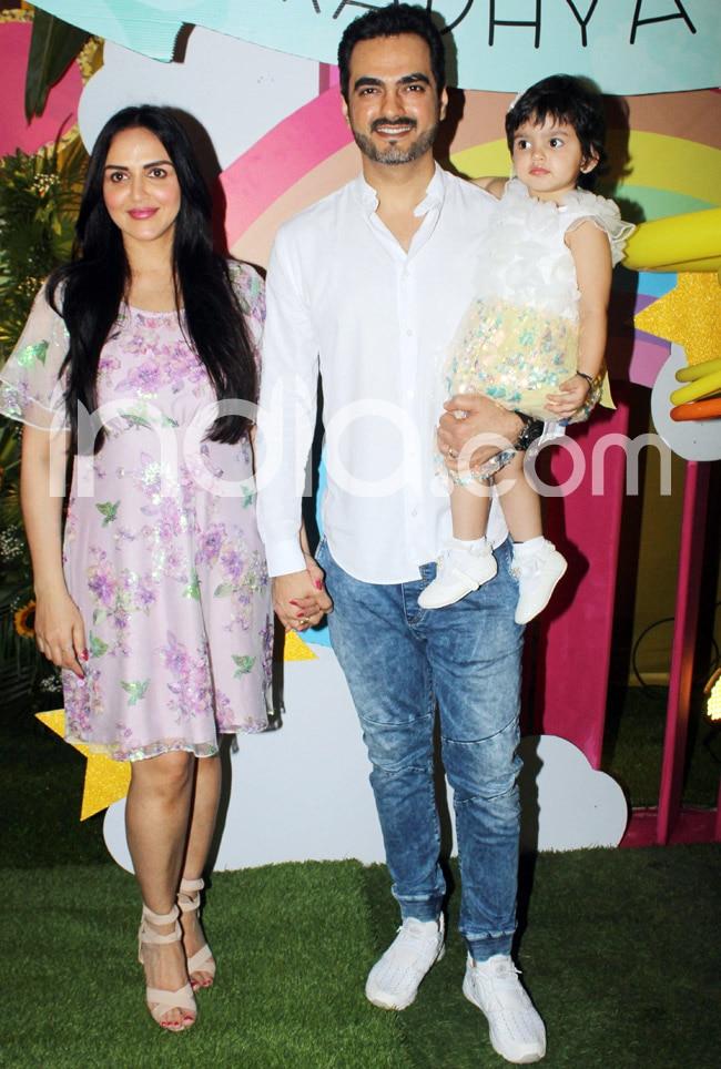 Esha Deol s daughter Radhya s Birthday Bash
