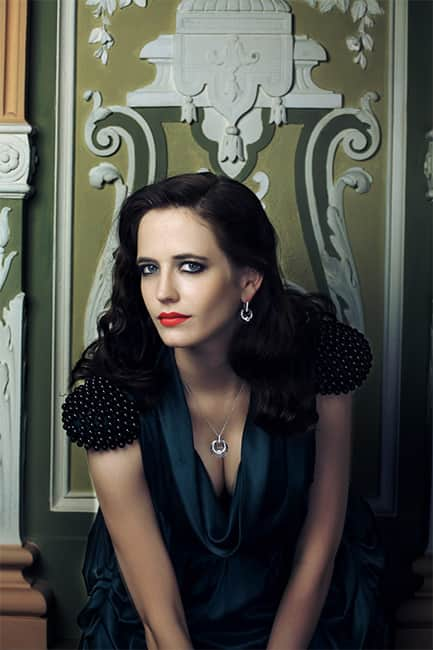 Eva Green looks stunning in this picture