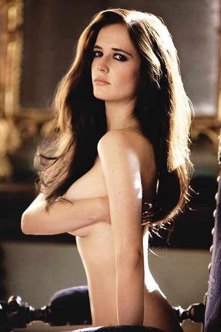 Eva Green spilling hotness in this picture