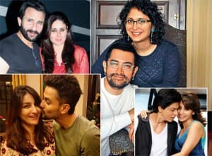 12 Famous Bollywood Celebs Who Have Interfaith Marriages