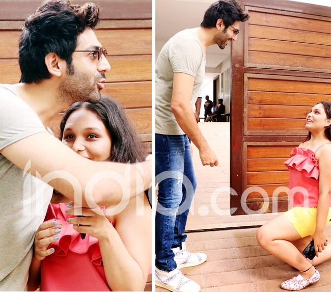 Fan proposes to Kartik Aaryan