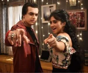 Yeh Rishta Kya Kehlata Hai: Mohsin Khan And Shivangi Joshi Sport a New Look in The Show