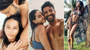 Top Photos of Farhan Akhtar And Shibani Dandekar Because Love Needs to be Celebrated!