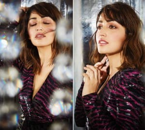 In PHOTOS: Yami Gautam's Jaw Dropping Pictures in Tiny Magenta Dress Makes Fans go Weak in Kness