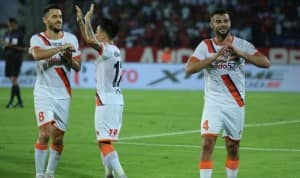 Manvir Singh's Last-Minute Gasp Rescues Point For Goa FC in ISL Clash Against NorthEast United FC