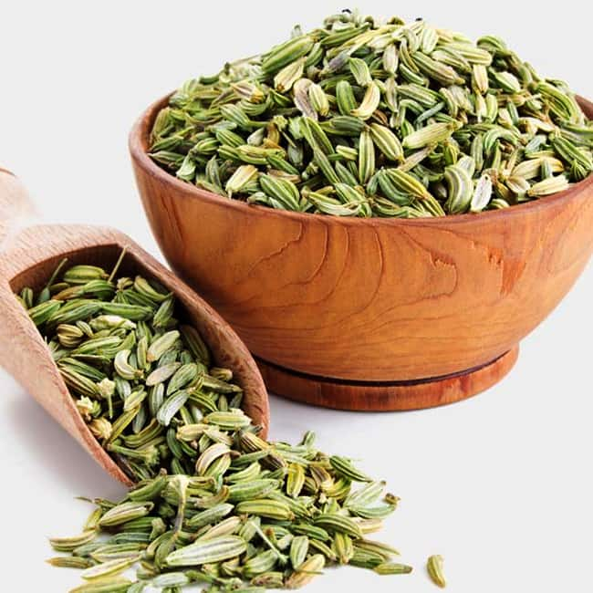 Fennel seeds or saunf is good for lactating mothers