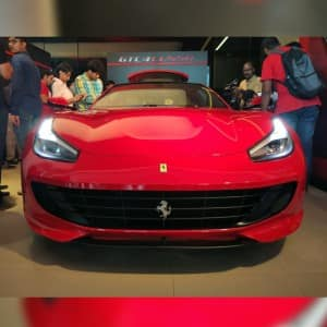 Ferrari GTC4Lusso launched in India: Check out its features and specifications