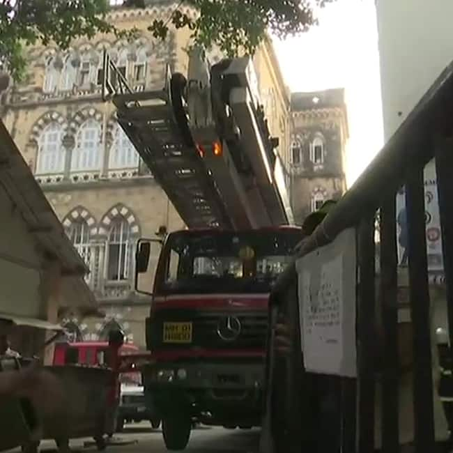 Fire breaks out at Mumbai Sessions Court