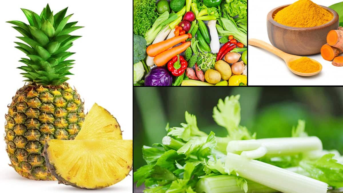 Foods That Help in Reducing Inflammation in Body