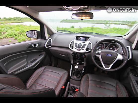 Ford EcoSport 1 5D Titanium O  MT Interior img3