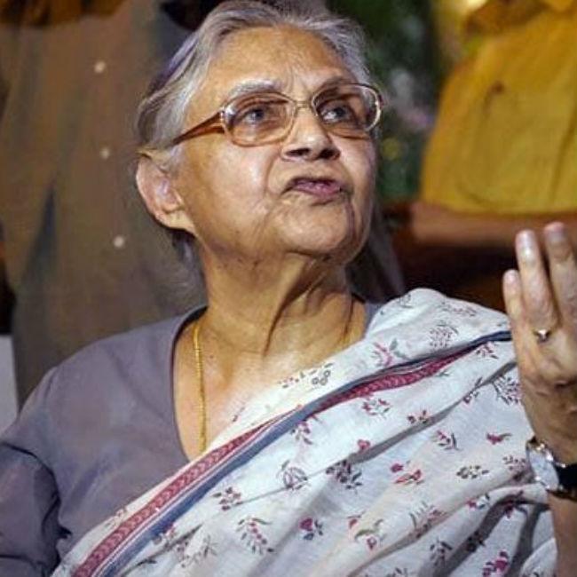 Former Chief Minister Sheila Dikshit Passes Away Due to Cardiac Arrhythmia