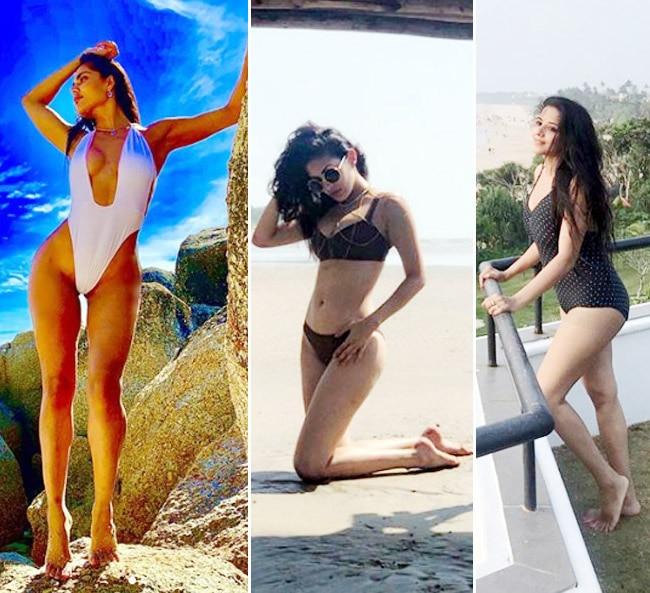 From Alia Bhatt to Sonal Chauhan  Bollywood hotties Share Their Bikini Looks