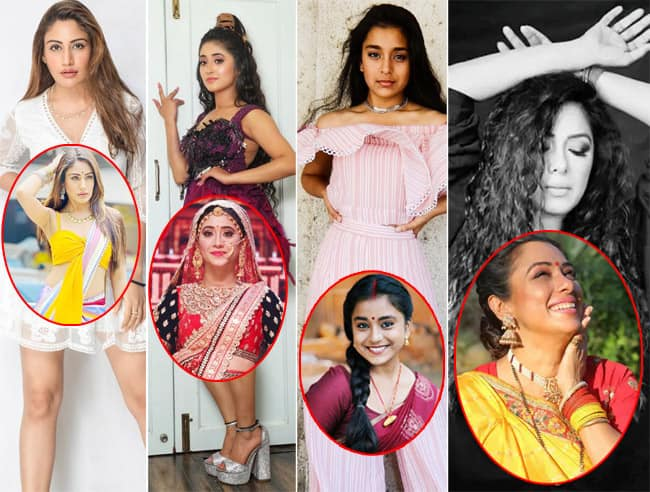 From Bahu To Babe  Television Diva Who Ditch Their Bahu Avatar in Real Life