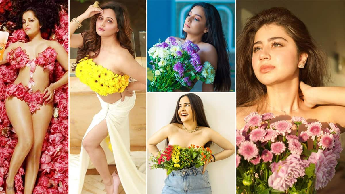 From Rashami Desai To Aditi Bhatia  Actors Who Went Topless For Bold Photoshoot