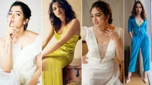 From Rashmika Mandana To Samantha Akkineni, South Indian Beauties That Give Competition To Bollywood Divas